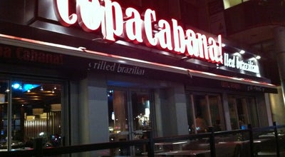 Photo of Churrascaria Copacabana Brazilian Steakhouse at 150 Eglinton Ave. East, Toronto, ON M4P 1E8, Canada