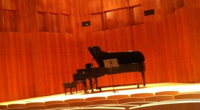 Photo of Concert Hall Hatch Recital Hall at Eastman School Of Music, Rochester, NY 14607, United States