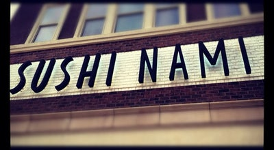 Photo of Sushi Restaurant Sushi Nami Too at 5610 Glenridge Dr, Sandy Springs, GA 30342, United States