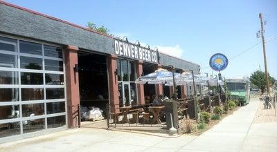 Photo of Brewery Denver Beer Co. at 1695 Platte St, Denver, CO 80202, United States