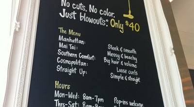Photo of Salon / Barbershop Drybar at 1908 Fillmore Street, San Francisco, CA 94115, United States