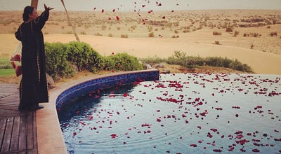 Photo of Resort Al Maha Desert Resort & Spa at Dubai Desert Conservation Reserve, Dubai, United Arab Emirates