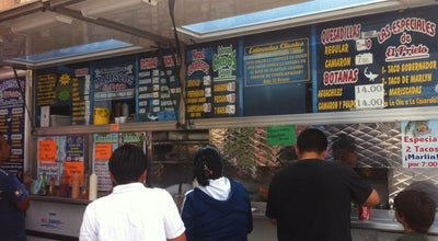 Photo of Food Truck Mariscos El Prieto at 3630 Main St, Chula Vista, CA 91911, United States