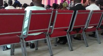 Photo of Church RCCG ChristChurch at Block A, Plot 6 Redemption Crescent, Gbagada, Nigeria