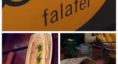 Photo of Falafel Restaurant Umi Falafel at 13 Dame St, Dublin 2, Ireland