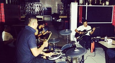 Photo of Cafe Rock Cafe at Ahmad Yani Square Block B No.12, Kendari, Indonesia