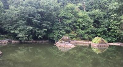 Photo of Lake 月不見の池 at 上出, 糸魚川市, Japan