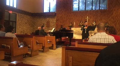 Photo of Church St Mary Magdalene at 1400 Riverside Dr, Pompano Beach, FL 33071, United States