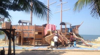 Photo of Playground เรือโจรสลัด at Si Racha, Thailand