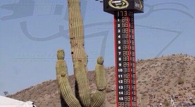 Photo of Racetrack Phoenix International Raceway at 7602 S Avondale Blvd, Avondale, AZ 85323, United States