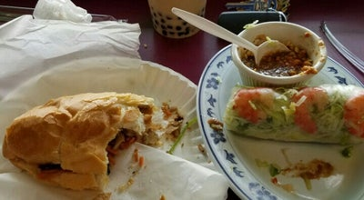 Photo of Vietnamese Restaurant Baguette Delite at 381 Old Post Rd, Edison, NJ 08817, United States