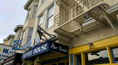 Photo of Cafe Blue Danube Coffee House at 306 Clement St, San Francisco, CA 94118, United States