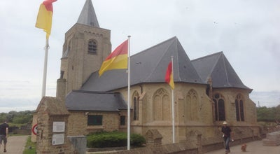 Photo of Church Duinenkerk at Oostende, Belgium