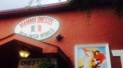Photo of Italian Restaurant Mamma Onesti's Pizza Pasta & Wings at 6152 14th St W, Bradenton, FL 34207, United States