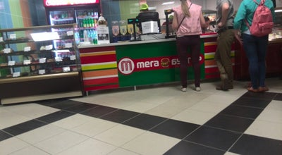 Photo of Burger Joint Мега Бургер at Ул. Свиридова, 50, Гомель, Belarus