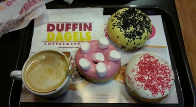 Photo of Donut Shop Duffin Dagels at C. Campoamor, 5, Oviedo, Spain