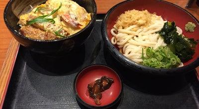 Photo of Ramen / Noodle House 手打うどん総本家 得得 京都八幡店 at 八幡水珀28番地, 八幡市, Japan