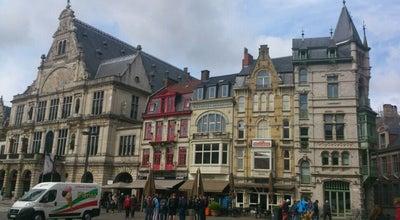 Photo of Credit Union Ghent centrum at Belgium