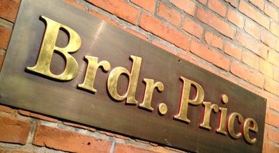 Photo of French Restaurant Restaurant Brdr. Price at Rosenborggade 15-17, København K 1130, Denmark