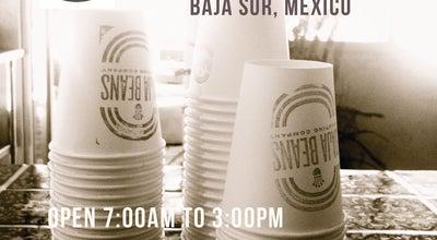 Photo of Cafe Baja Beans Roasting Company at Highway 19, Km 63,  El Pescadero, El Pescadero 23300, Mexico