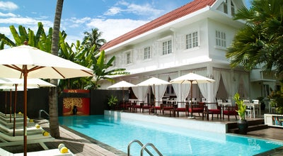 Photo of Hotel Maison Souvannaphoum Hotel Luang Prabang at Rue Chao Fa Ngum, Ban Thatluang, Luang Prabang, Laos