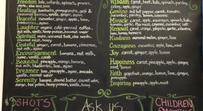 Photo of Juice Bar The Green Fork at 1400 Prytania St, New Orleans, LA 70130, United States
