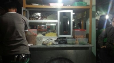 Photo of Food Truck Bakso Sapi Pak Yono Kerep at Gua Maria Kerep, Ambarawa, Indonesia