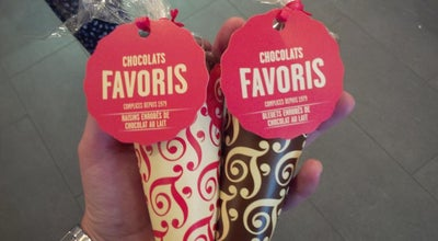 Photo of Ice Cream Shop Chocolats Favoris St-Nicolas at Canada