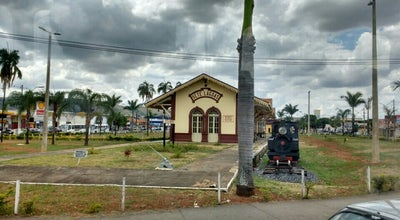 Photo of History Museum Museu do Ferroviário at Av. Antônio Olinto, 600, Sete Lagoas, Brazil