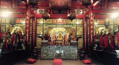 Photo of Buddhist Temple Vihara Gunung Timur (Heng Hwa Bio) at Jalan Hang Tuah No. 16, Medan, Indonesia