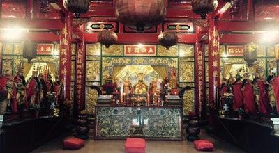 Photo of Buddhist Temple Vihara Gunung Timur (Heng Hwa Bio) at Jalan Hang Tuah No. 16, Medan, Indonesia
