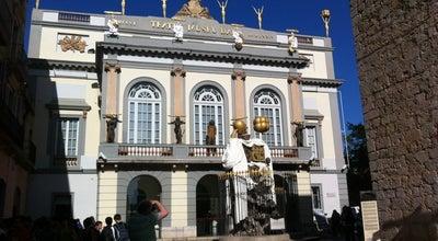 Photo of Art Museum Fundació Gala-Salvador Dalí at Pujada Castell, 35, Figueres 17600, Spain