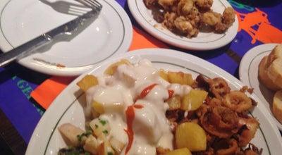 Photo of Tapas Restaurant El Giraldillo at C. Pelegrí Ballester, 19, Vilanova i la Geltrú 08800, Spain
