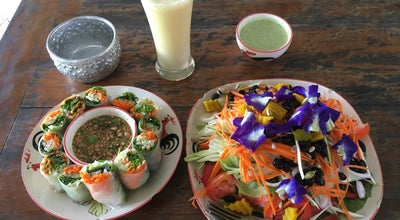 Photo of Vegetarian / Vegan Restaurant Pun Pun Market ตลาดพันพรรณ at Khai Muk Soi 4, Chiang Mai, Thailand