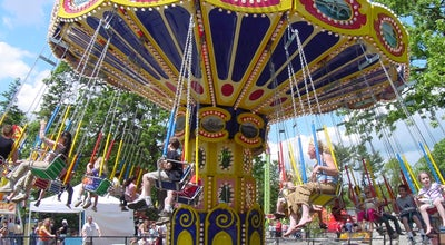 Photo of Theme Park Como Town at 1301 Midway Pkwy, Saint Paul, MN 55103, United States