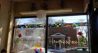 Photo of Cafe Arabesque at 1068 College Street, Toronto, Ca, Canada