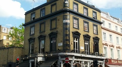 Photo of Pub Prince Alfred at 112 Queensway, London W2 3RR, United Kingdom