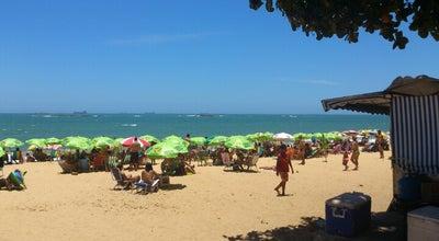 Photo of Beach Praia de Beverly Hills at Av. Antônio Gil Veloso, Vila Velha 29101-011, Brazil