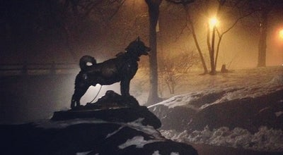 Photo of Outdoor Sculpture Balto Statue at East Dr., New York, NY 10019, United States