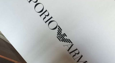 Photo of Boutique Emporio Armani at Palladium, Mumbai, India