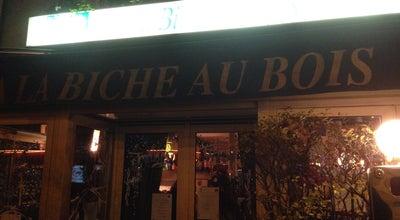 Photo of French Restaurant À la Biche au Bois at 45 Avenue Ledru-rollin, Paris 75012, France