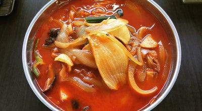 Photo of Chinese Restaurant 발해손짬뽕집 at 소하동 1372-1, 광명시, South Korea