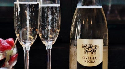 Photo of Champagne Bar Champanharia Ovelha Negra at R. Bambina, 120, Rio de Janeiro 22251-050, Brazil