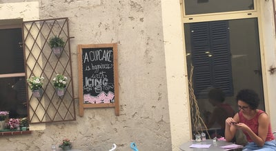 Photo of Cupcake Shop Choopy's Cupcake & Coffee-Shop at 19, Rue Du Marc, Antibes 06600, France