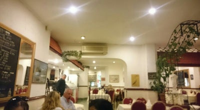 Photo of Italian Restaurant Gigi's at 2-4 Magdalene St, Glastonbury BA6 9EH, United Kingdom