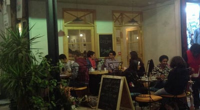 Photo of Cafe Kafein | كافيين at 28 Sherif St, Wust El-Balad, Egypt