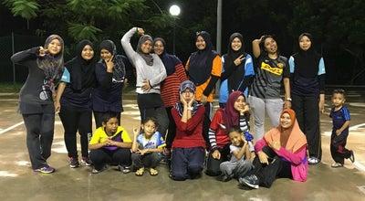 Photo of Basketball Court Netball Court Puspanitapuri at Precint 10, Malaysia