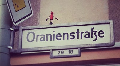 Photo of Road Oranienstraße at Oranienstr., Berlin 10999, Germany