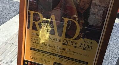 Photo of Nightclub CLUB & DISCO Etti at 紺屋町12-1, 静岡市葵区, Japan
