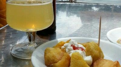 Photo of Diner Restaurant Can Maginas at Carrer L'hospitalet, Sant Feliu de Llobregat 08980, Spain